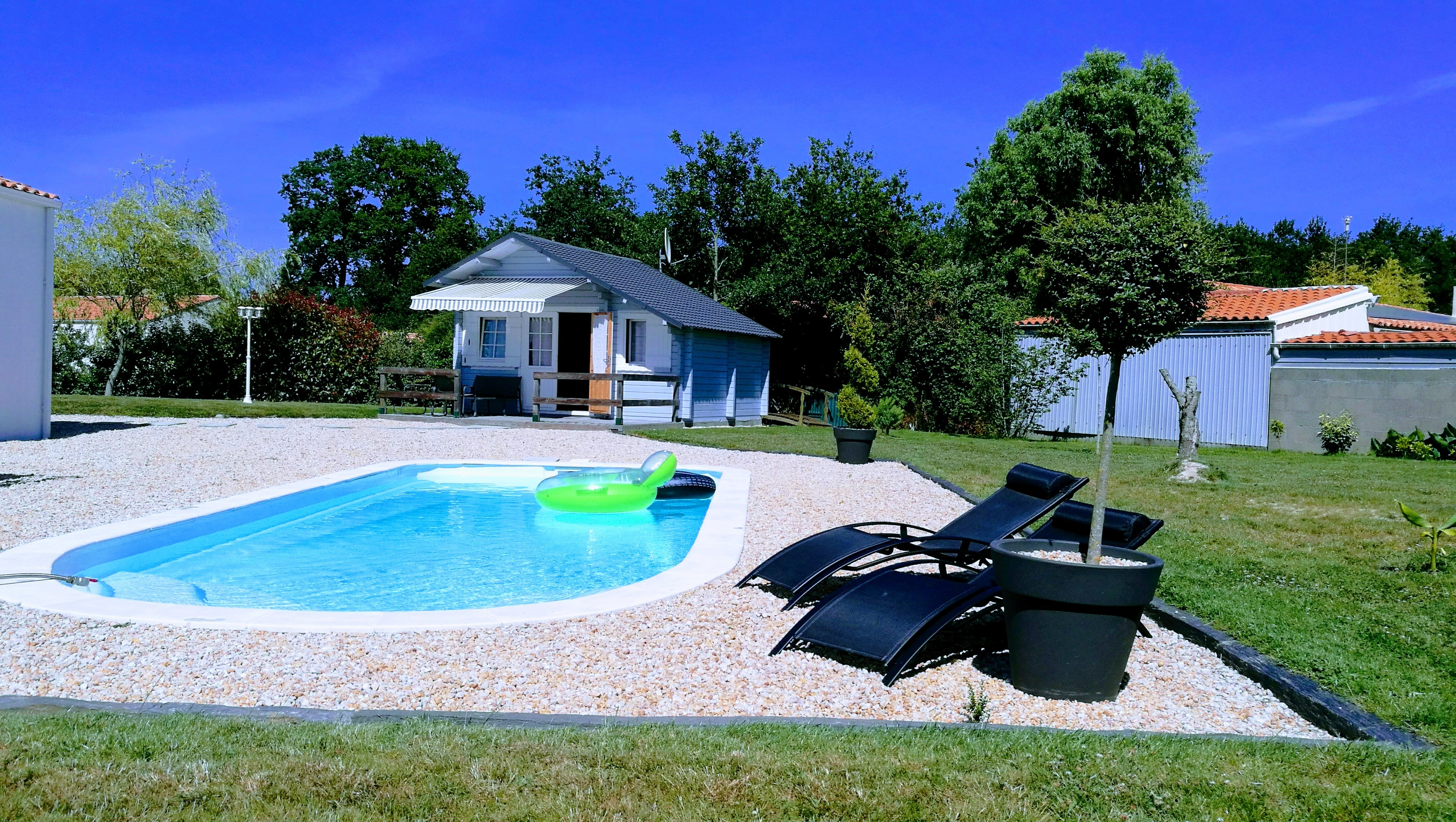 Les gîtes de Fréd et Line, locations de vacances en Vendée
